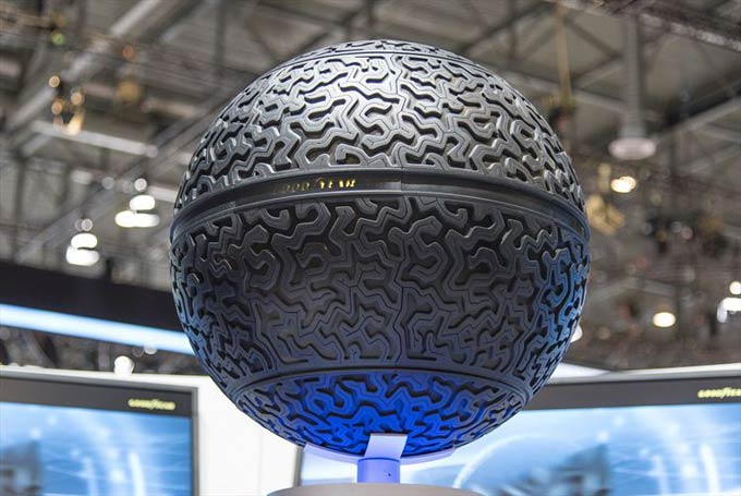 Goodyear's Eagle-360 Named One of 2016's Best Inventions by Time Magazine