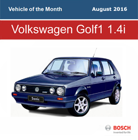 Vehicle of the month August 2016