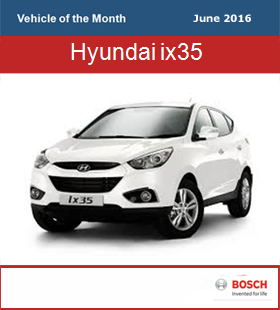 Vehicle of the month June 2016