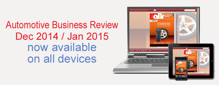 Automotive Business Review December 2014 / January 2015