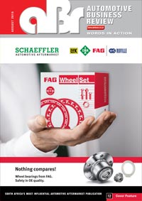 Automotive Business Review August 2015