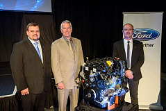Ford Struandale Engine Plant Launches New Generation Duratorq TDCi Engine
