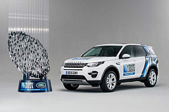 LAND ROVER UNLOCKS FLEET OF 450 VEHICLES TO SUPPORT RUGBY WORLD CUP 2015