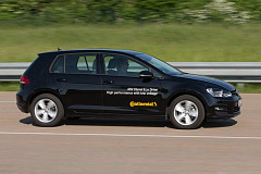 48 V Eco Drive from Continental Makes Diesel Vehicles Cleaner and More Economical