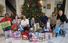 Festive Cheer for Needy Children