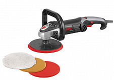 Skil 1144 rotary polisher - designed for getting the best polishing, light cutting and finishing results