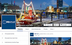 Facebook page for MEYLE fans