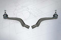 New MEYLE-HD tie rod ends for Dacia models