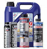 DIY Editor does his own Liqui Moly service