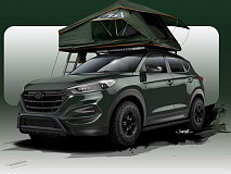 John Pangilinan creates a Hyundai Tucson Adventuremobile for SEMA Motor Show