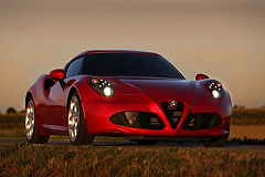 Alfa Romeo 4C Coupe to star in Johannesburg charity event