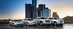 GM Sold 7.2 Million Vehicles in the First Nine Months of 2015