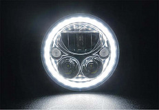 VISIONX VORTEX 7'' LED 4X4 Headlight