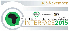 Be part of the New Wave of African Marketing – at IMM/MAZ Interface 2015