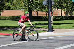 Safety near bicyclists