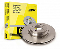 Textar Brake Discs Now Available in Singles