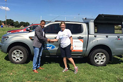 Ford Donates Two Rangers to World Vision to Improve Health Care in Eastern Cape