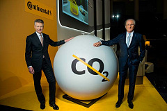 Safe, Clean, Connected and for Everyone: Continental Focuses on Sustainable Mobility