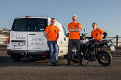 Rider with MS embarks on long voyage to support others