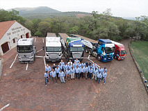 Mercedes-Benz South Africa offers complimentary driver training as part of National Transport Month