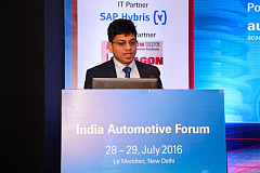 "Messe Frankfurt India's ""India Automotive Forum"" emphasises on innovation, design and development as key to becoming world class"