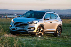 WOW, Hyundai Tucson is Women On Wheels' Car of the Year
