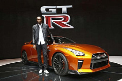 Nissan challenges fastest man on Earth, Usain Bolt, to take on his toughest competitor yet