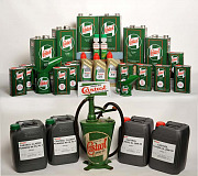 Huge interest in the famous Castrol Classic oil and lubrication range