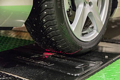 Nokian Tyres' new quick and hassle-free SnapSkan tyre scanning service aims to improve traffic safety for millions of people