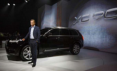 Volvo CEO: The best is still to come