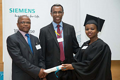 AIDC and Siemens acknowledge artisan and engineering graduates