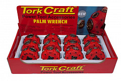 Tork Craft's Palm Wrench the must have multi tool for everyone