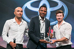 Toyota wins inaugural Cars.co.za brand of the year