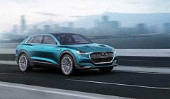 Piloted, electrified and fully connected – Audi at CES 2016