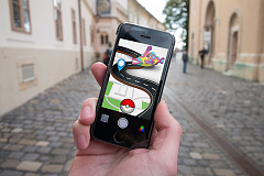 Association warns players not to become statistics while searching for Pokemon creatures