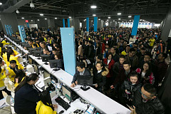 Sweeping growth in Automechanika Shanghai 2016 show