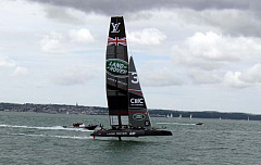 Land Rover 'game-changing' artifical intelligence will help Sir Ben Ainslie make history
