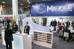 Visitors to this year's Automechanika can look forward to a completely different appearance of the MEYLE brand at its exhibition stand (Hall 5.1, Stand A10).