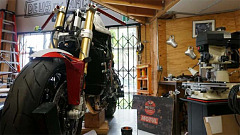 Motul, MV Agusta and Deus Ex Machina bringing alchemy to life.