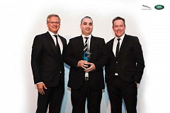Jaguar Land Rover recognises individual excellence