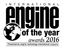 "Three-cylinder Turbo PureTech petrol engine named ""2016 Engine of the Year"" in its category for the second consecutive year"