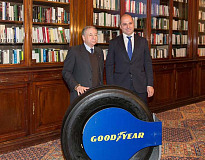 Goodyear Signs FIA Truck Racing Tyre Contract