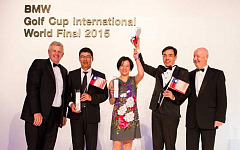 BMW Golf Cup International: Team Taiwan triumphs.