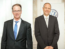 New appointments in the Board of Management of Volkswagen Group South Africa