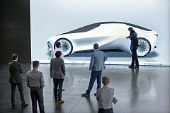 BMW Group firmly in the driver seat as it pioneers the Next 100 Years of Mobility