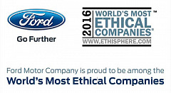 2016 World's Most Ethical Company