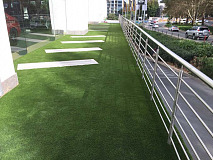 Easigrass adds outdoor elegance to BMW's Sandton showroom