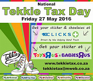 Warning! Tekkie Tax fever is in the air