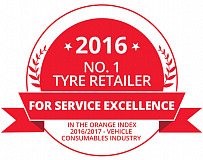 Independent Survey Puts Tiger Wheel & Tyre at the Top in Service Excellence