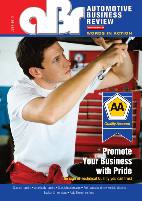 Automotive Business Review July 2013